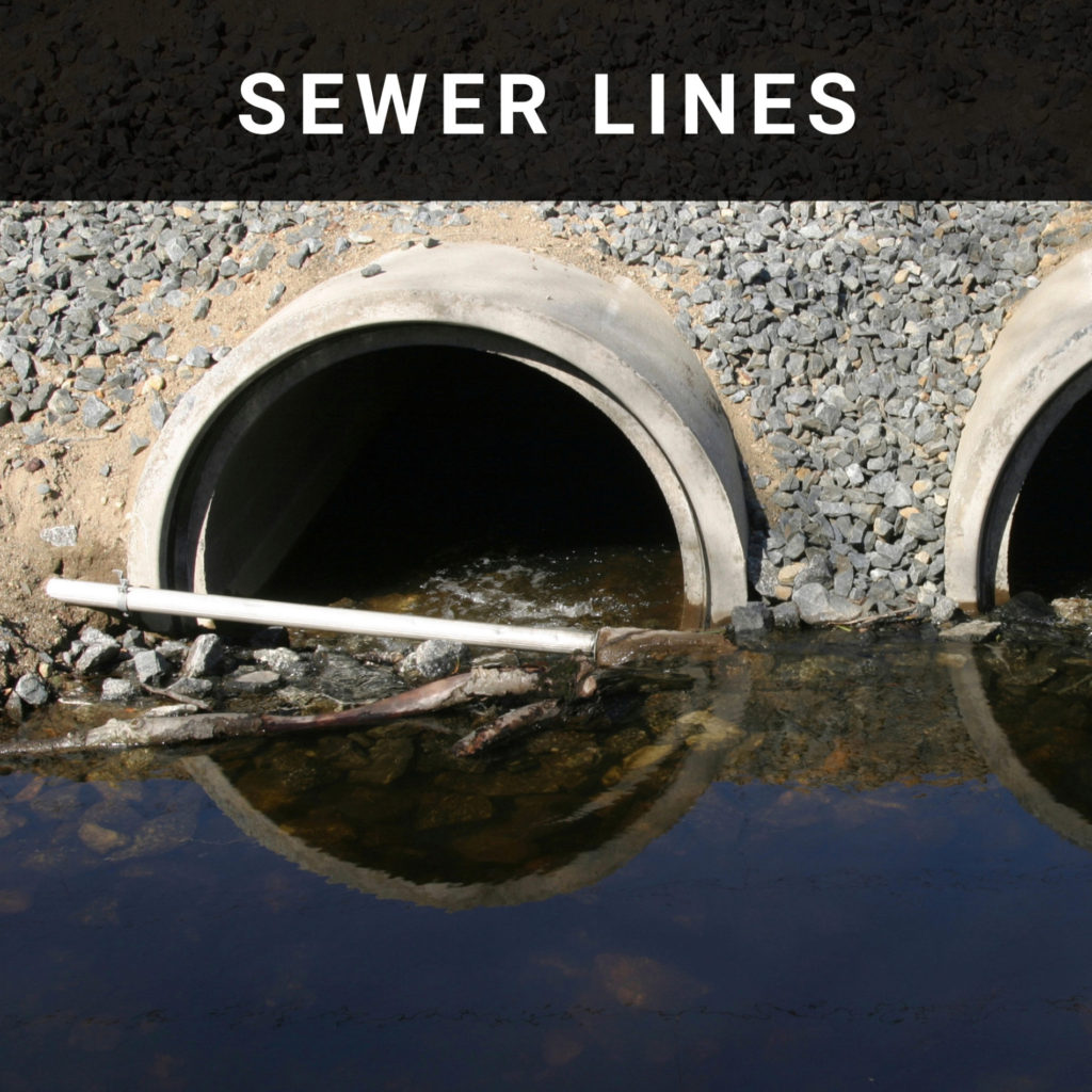 Sewer Line Repairs in Kansas City