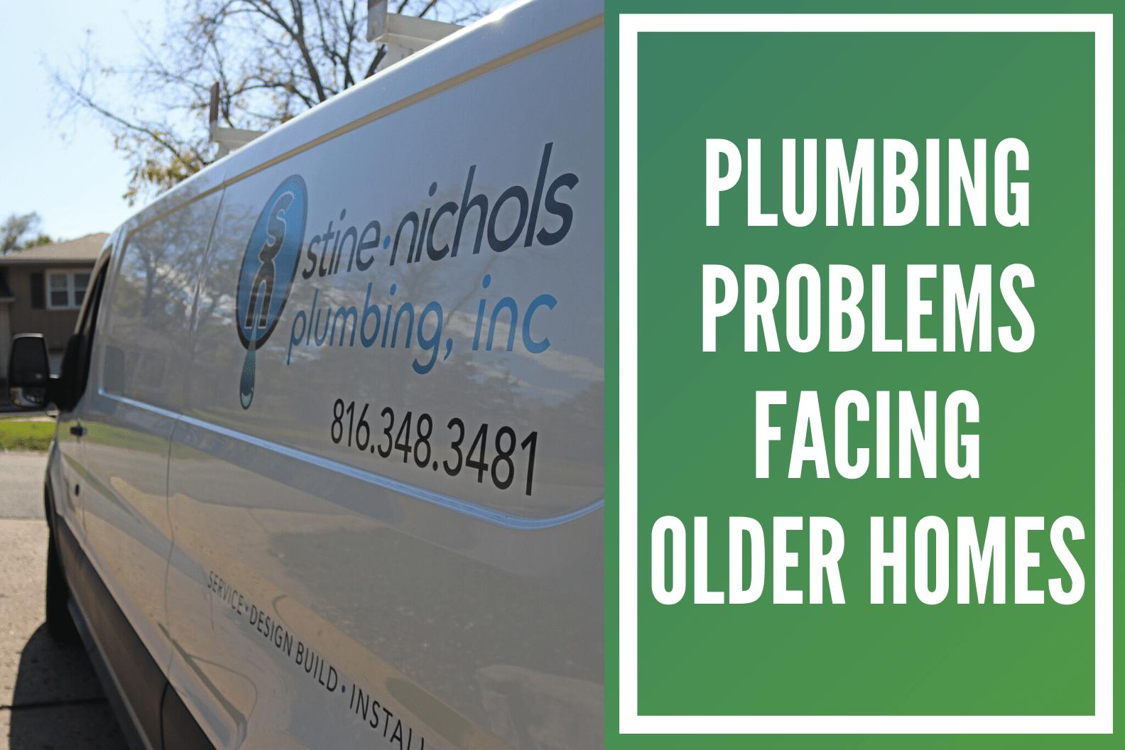 older homes plumbing problems blog thumbnail