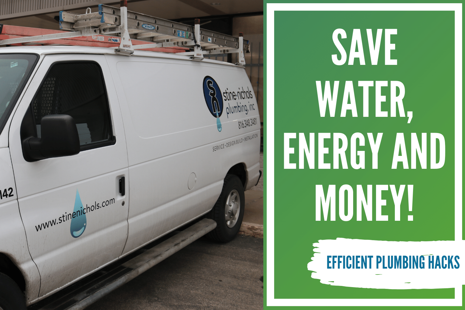 save water, energy and money blog thumbnail