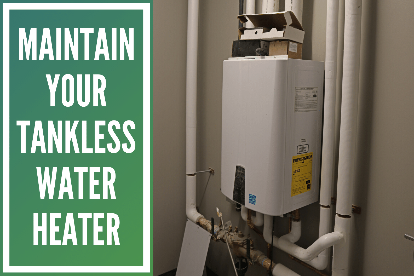 Tankless Water Heater blog
