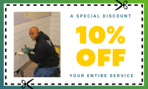 10% off Your Entire Plumbing Service