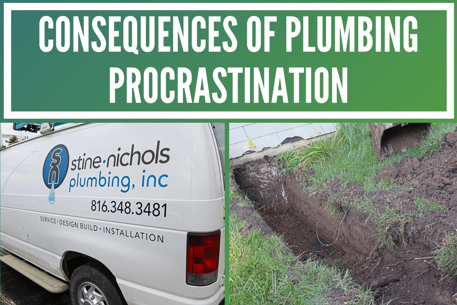 Technician Van for Stine-Nichols Plumbing
