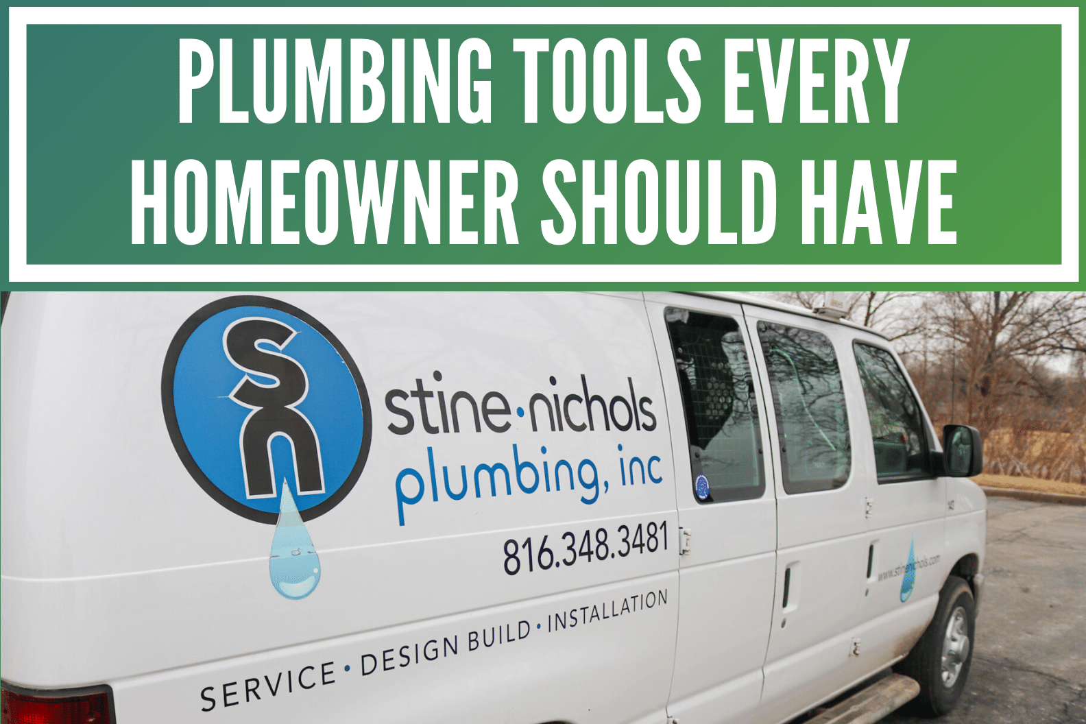 Plumbing Tools Every Homeowner Should Have