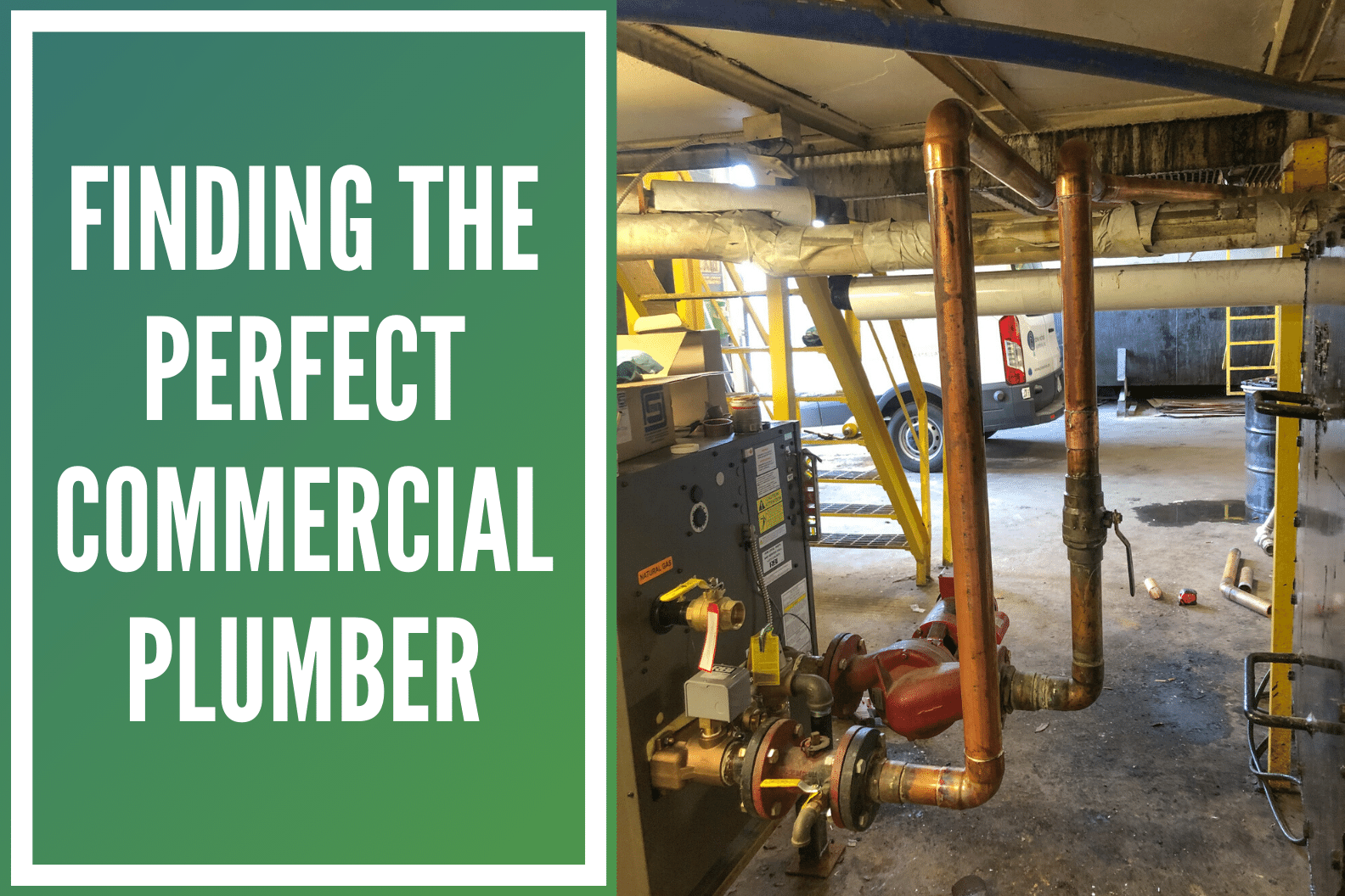 Finding the Perfect Commercial Plumbing Company